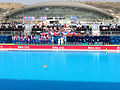Great Britain v Serbia. Water Polo at the 2015 European Games.jpg