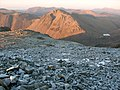 Great Gable from Scafell Pike - panoramio.jpg