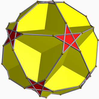 Great dodecicosidodecahedron - Image: Great truncated dodecahedron