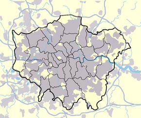 Paddington (Greater London)