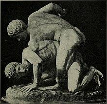 Plato was a wrestler (Source: Wikimedia)
