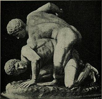 Plato - Plato was a wrestler