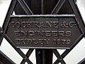 Greyfriars Bridge, maker's mark and date - geograph.org.uk - 1726769.jpg