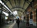Groningen, perron (1) station, RM-18691-WLM.jpg