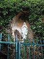 Grotte de Lourdes à Saint Pierreville.jpg