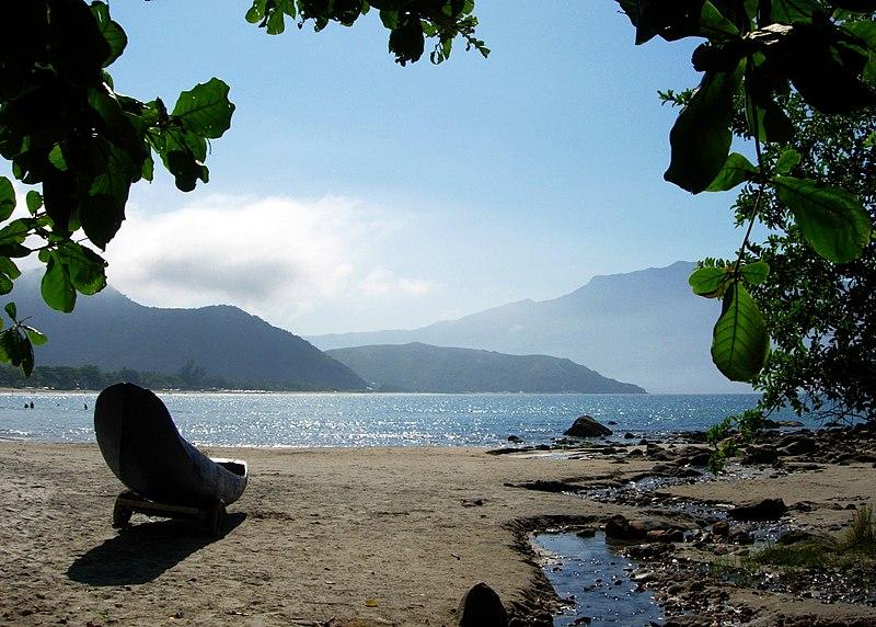 Lugares para viajar a dois em SP litoral