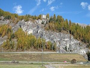 Ruine Guardaval
