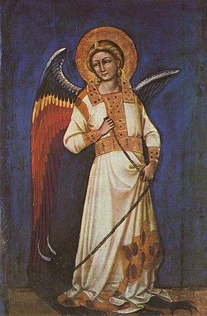 Guariento di Arpo - Angel, Musei Civici di Padova, Padua