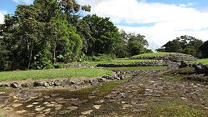 Guayabo de Turrialba - Archaeological site within Guayabo