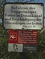 GuentherZ 2007-04-12 0242 Donaukanal Verbotsschild.jpg