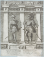 Gunthramus Comes Habspur., XI, Modestus.png