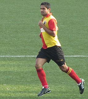 Gurwinder Singh Indian footballer