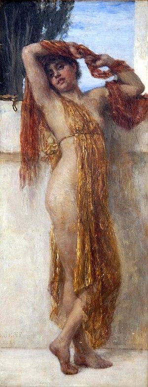 Gustav Graef - Orientalin (1887)