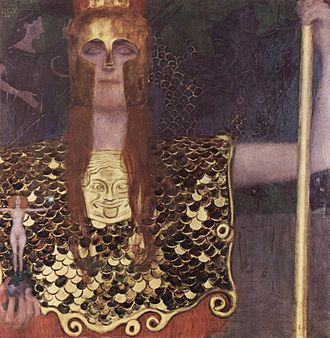 Judith and the Head of Holofernes - Image: Gustav Klimt 045