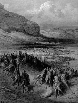 Gustave Doré-The Battle of Antioch- Plate XVIII.jpg