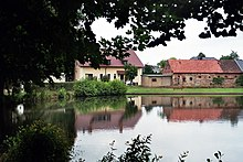 "Guteborn, the pond ""Schlossteich"", image 1.jpg"