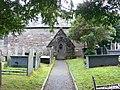 Gwyddelan's Church, Dolwyddelan - geograph.org.uk - 1568441.jpg