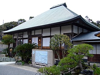Gyokusen-ji - Gyokusen-ji in Shimoda