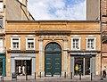 Hôtel de Bertier (1678) - Porte cochere rue Boulbonne Toulouse.jpg