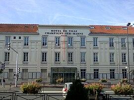 Champigny-sur-Marne - Wikipedia