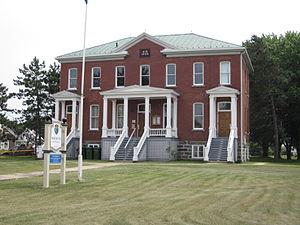 Saint-François-du-Lac, Quebec - Town hall