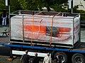HA Schult Eingefrorener Ford Fiesta vor dem ZKM Karlsruhe 01.jpg