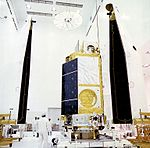HEAO-3 Encapsulation of the High Energy Astronomy Observatory 8003540.jpg