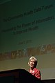 HHS Secretary Kathleen Sebelius launches the Community Health Data Initiative.jpg