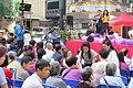 HK 上環 Sheung Wan 摩利臣街 Morrison Street 永樂街 Wing Lok Street public square 假日行人坊 Holiday bazaar November 2018 SSG 21.jpg