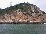 HK Islands District boat tour view spk Oct-2012 (77) Nam Long Shan.jpg