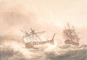 Image illustrative de l'article HMS Alexander (1778)