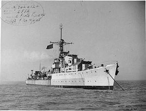 HMS Offa