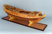 Modelo de la HMS Sussex