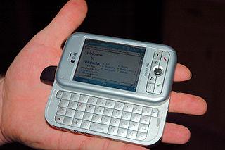 Thumb keyboard