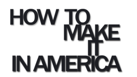 Image illustrative de l'article How to Make It in America