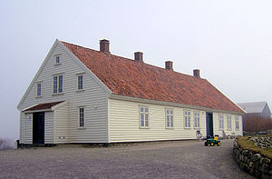 Alf Næsheim - Næsheim exhibited his works at the Hå priesthouse in 1985, the area where he grew up.