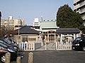 Hachiouji-jinja Shinto-Shrine 20150215.JPG