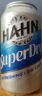 Hahn Brewery NSW Beer brewing company