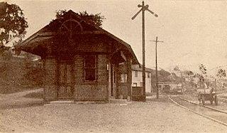 Halcottville station