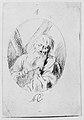 Half-lenth Figure of St. Andrew in an Oval. MET 205981.jpg