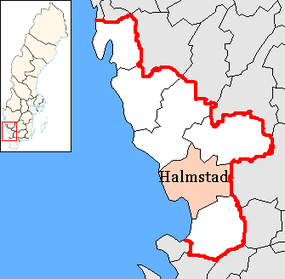 Halmstad Municipality in Halland County.png