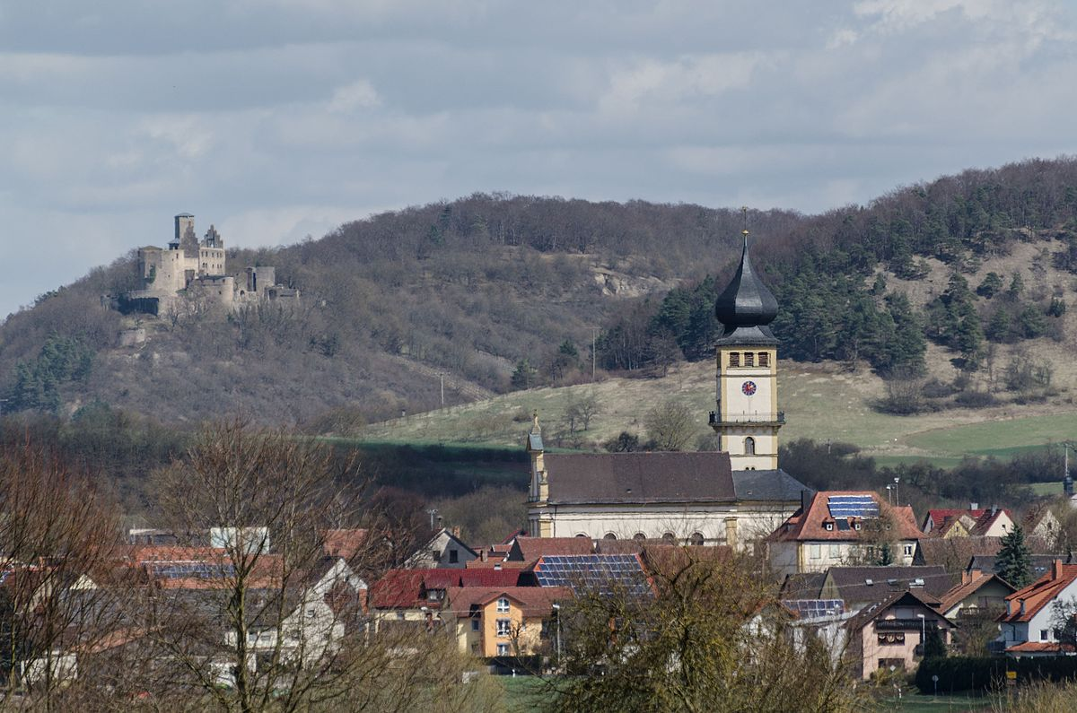 Hammelburg single