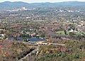 Hampshire College viewed from Bare Mountain, October 2017.jpg
