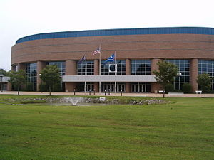 Hampton Convocation Center - Image: Hampton Convocaton Center