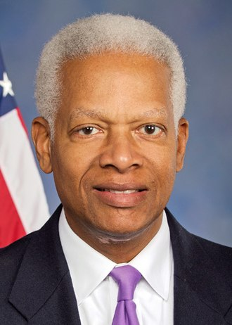 Georgia's congressional districts - Image: Hank Johnson official photo (cropped)