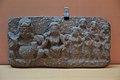 Hariti and Panchika - Mottled Red Sandstone - ca 1st-2nd Century CE - Kushan Period - Mathura - ACCN 9282-A25038 - Indian Museum - Kolkata 2016-03-06 1596.JPG