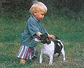 Harmonie jongetje met hondje.jpg