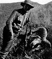 Harry r. caldwell and a mongolian bighorn.jpg