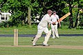 Hatfield Heath CC v. Netteswell CC on Hatfield Heath village green, Essex, England 53.jpg