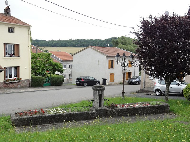 Haussonville (M-et-M) fontaine